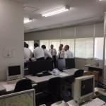 コールセンター見学①(H28.8.9)