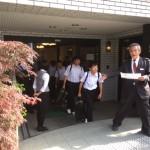中村中学校④