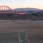 朝の山城大橋